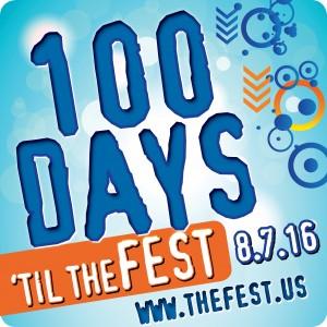 FEST16 100 DAYS