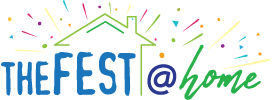 The FEST @Home Logo