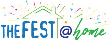 The FEST @Home Logo